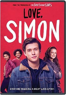 Love, Simon image cover