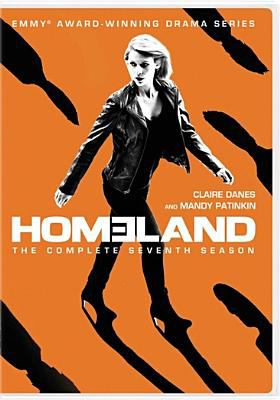 Homeland. The Complete Seventh Season image cover
