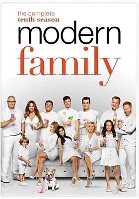 Modern family. The complete tenth season image cover