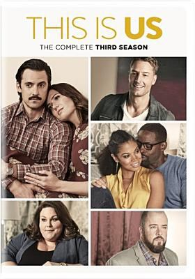 This is us. The complete third season image cover