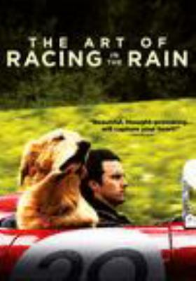 The art of racing in the rain image cover