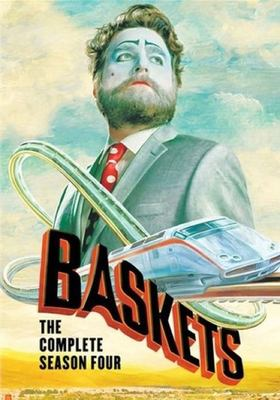 Baskets. The complete final season image cover