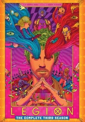 Legion. The Complete Final Season image cover
