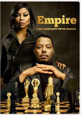 Empire. The complete fifth season image cover