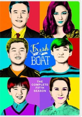 Fresh Off the Boat. The Complete Fifth Season image cover