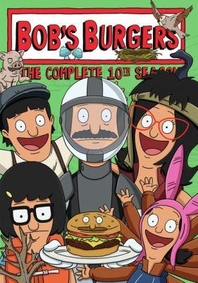Bob's Burgers. The Complete 10th Season image cover