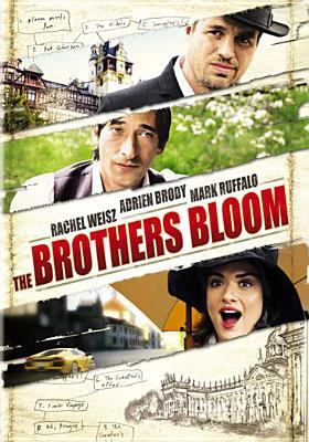 The Brothers Bloom image cover