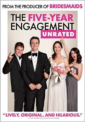 The Five-Year Engagement image cover