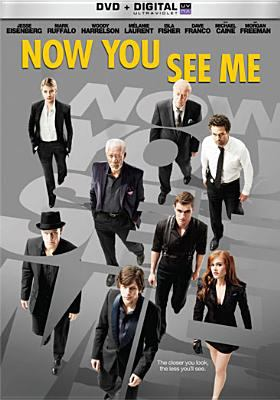 Now You See Me image cover