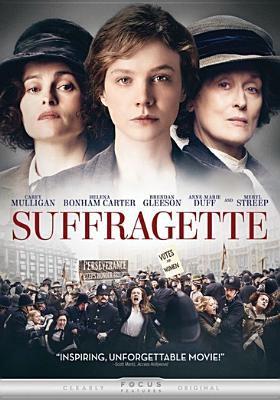 Suffragette image cover