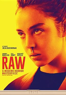 Raw [French] image cover