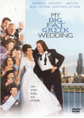 My Big Fat Greek Wedding image cover