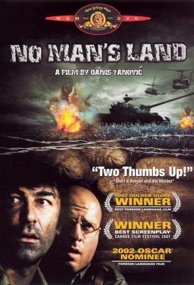 2001:  No Man image cover