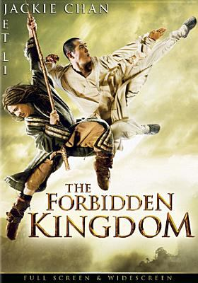 The Forbidden Kingdom image cover