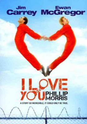 I Love You, Phillip Morris image cover