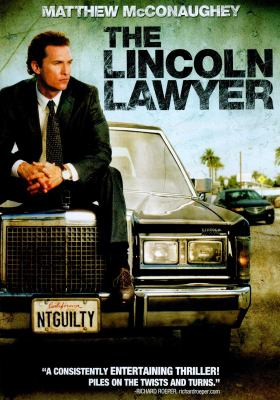 The Lincoln Lawyer  image cover