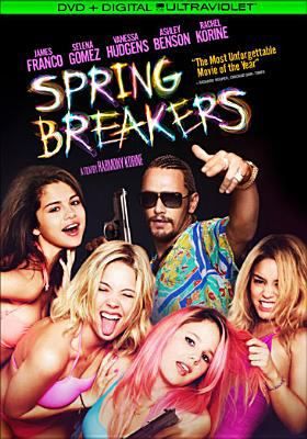 Spring Breakers image cover