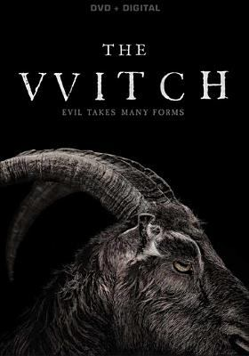 The Witch image cover