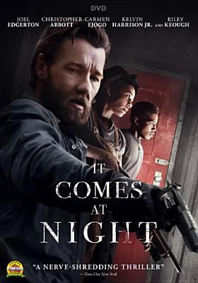 It Comes at Night  image cover