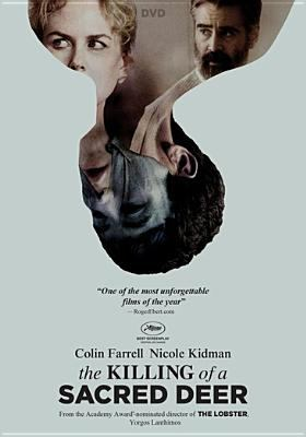 The Killing of a Sacred Deer  image cover