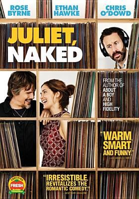 Juliet, Naked image cover