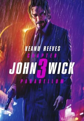 John Wick. Chapter 3, Parabellum image cover