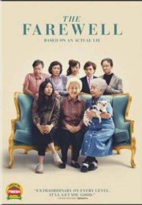 The farewell image cover