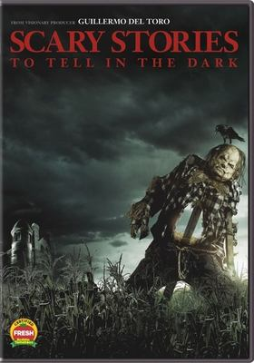 Scary stories to tell in the dark image cover