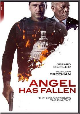 Angel has fallen image cover