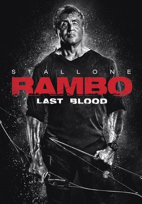 Rambo. Last blood image cover