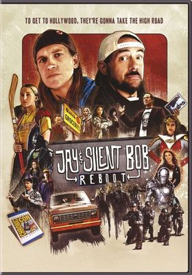 Jay & Silent Bob Reboot image cover