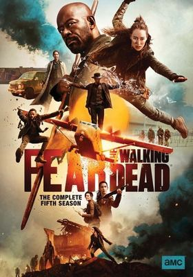 Fear the Walking Dead. The Complete Fifth Season image cover