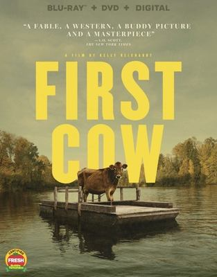 First Cow image cover