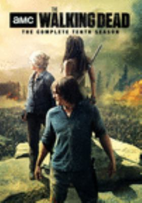 The walking dead. The complete tenth season image cover
