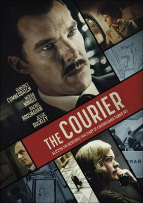 The courier image cover