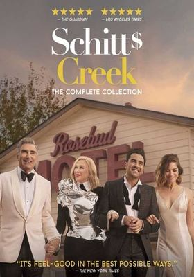 Schitt$ Creek. Season 6 image cover