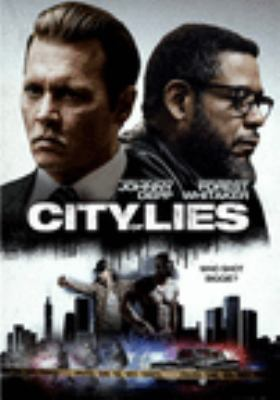 City of lies image cover