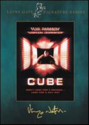Cube image cover