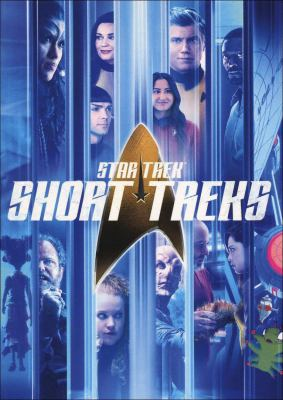 Star Trek short treks image cover