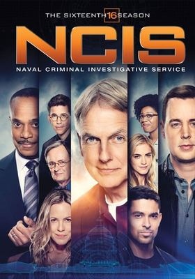 NCIS, Naval Criminal Investigative Service. The Sixteenth Season image cover