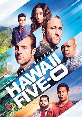 Hawaii Five-0. The Ninth Season image cover