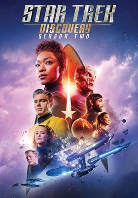 Star Trek: Discovery. Season two image cover