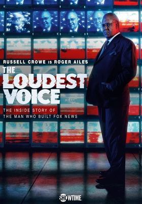 The loudest voice image cover