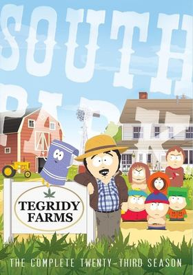 South Park. The Complete Twenty-Third Season image cover
