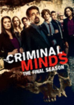 Criminal Minds. The Final Season image cover