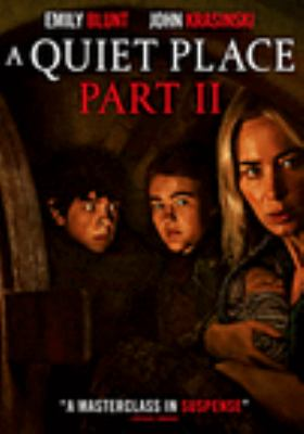 A quiet place. Part II image cover