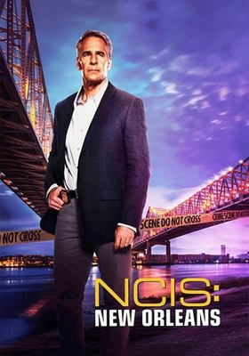 NCIS, New Orleans. The Sixth Season image cover