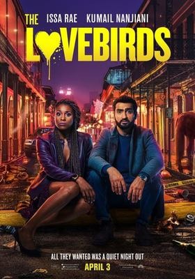The lovebirds image cover