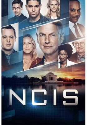 NCIS Naval Criminal Investigative Service. The Seventeenth Season image cover