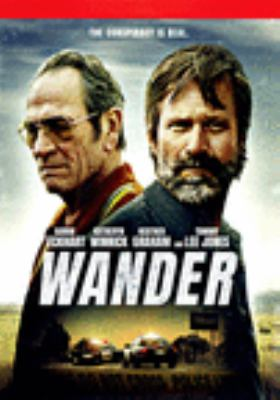 Wander image cover